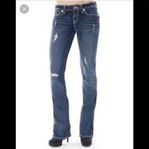 Anoname Joelle bootcut jeans
